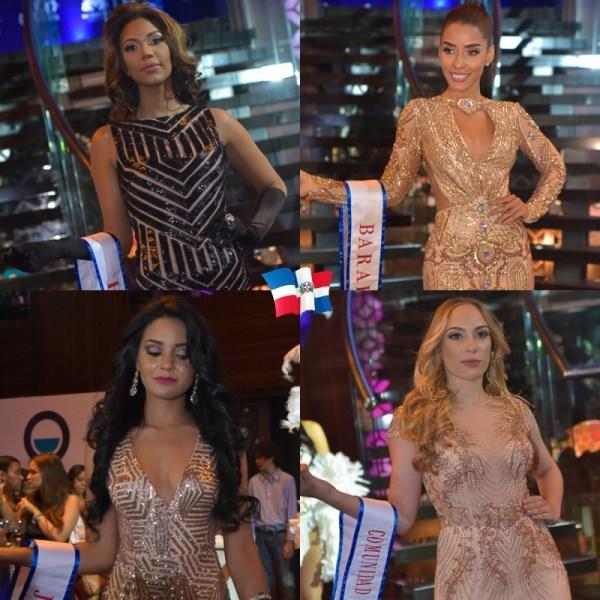 candidatas2 600x600 Aquí están   Candidatas a Miss República Dominicana Universo 2017