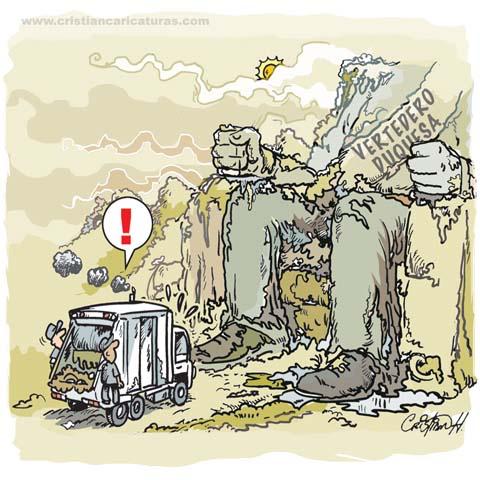 "caricatura 3 Caricatura: ""El poder de LAJÚN..."""
