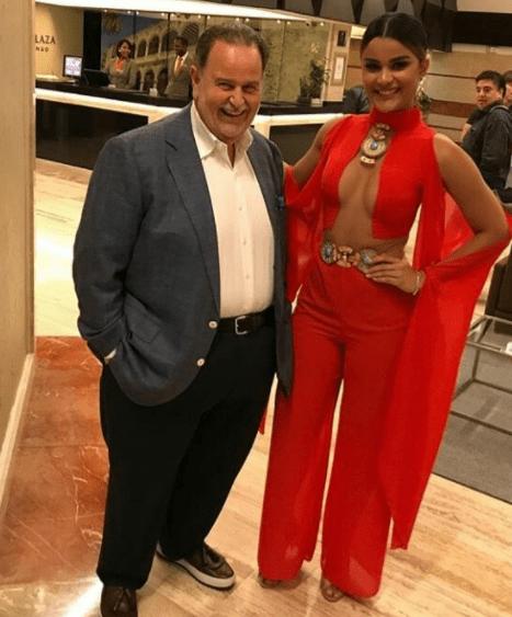 clari2 Clarissa Molina y su look fuifuiu en aniversario de Telemicro