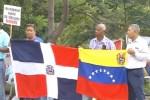 dominicanos venezuela 150x100 Video: Dominicanos en apoyo a Nicolás Maduro