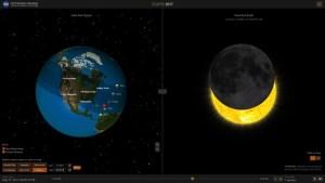 eclipse 300x169 Vainas curiosas sobre el eclipse del 21 de agosto