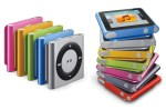 ipod nano shuffle 150x99 Apple suelta en banda los iPod Nano y Shuffle