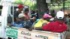 limapia vidrios 300x169 Comienzan a retirar a limpiavidrios de las calles de Santo Domingo