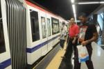 metro 150x99 Más vagones pal Metro de Santo Domingo