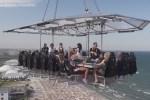 restaurant 150x100 Video: Impresionante restaurante suspendido en el aire