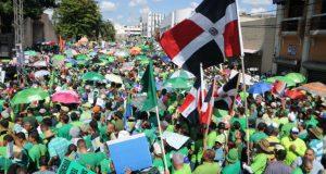 verdesmarchando 770x410 300x160 Marcha Verde ready pa` manifestación cívica de mañana