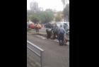 AMET 300x203 Video   Un grupo de Amets golpean hombre al lado de su hijo