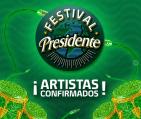 Festival Presidente 300x254 Los nuevos artistas que van pal Festival Presidente