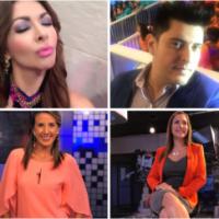 Los venezolanos en la TV dominicana