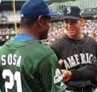 Sammy 300x283 MLB: Dominicanos que han pegao 3 jonrones en un juego