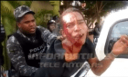 Santiago 300x182 Video   Policía le da un tiro a quema ropa a presunto ladrón
