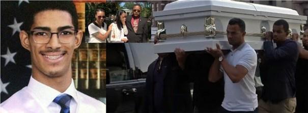Winston Pérez Ventura 1 Sepultarán en RD estudiante dominicano murió ahogado en NY