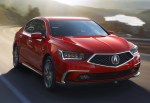 acura 150x103 Revelan el nuevo diseño del Acura RLX 2018