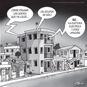 "caricatura 2 300x300 Caricatura: ""El eclipse en RD"""