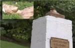 colon 1 150x97 Le vuelan el caco a estatua de Colón en NY