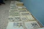 dolares falsos 150x100 Ocupan cinco millones y pico de dólares falsos
