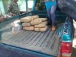 droga 2 150x112 Agarran otra 'narco camioneta' en RD