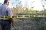 escena crimen policia nacional 150x100 Hallan cadáver de hombre atado y con varios disparos en Manoguayabo