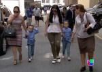 gemelas chapo 150x106 Video: La primera visita a la cárcel de las gemelas de El Chapo
