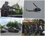 militares 150x120 SFM militarizado en tercer día de huelga