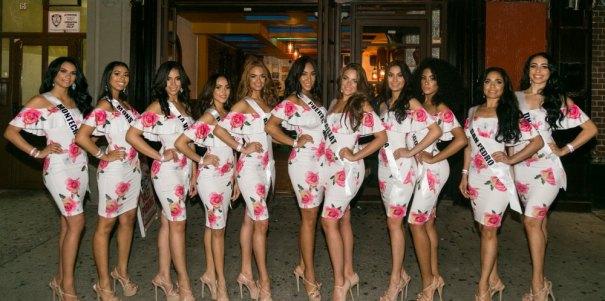miz Presentación oficial de Miss República Dominicana US 2017