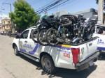 motocicletas 150x112 Agarran pilae motores por competencia en autopista