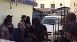 policia 1 150x82 Policías y asaltantes se enfrentan en Santiago; Cinco heridos