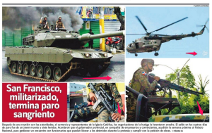 san 300x189 Periódico criollo pide disculpas por metida de pata
