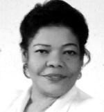 secretaria 150x162 Muere quien fuera la secretaria de Peña Gómez