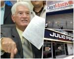 wilton guerrero 150x120 DGII cierra negocios del Senador Wilton Guerrero