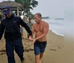 Apresado 150x128 Cojan ahi! Arrestados por bañarse en la playa durante huracán María