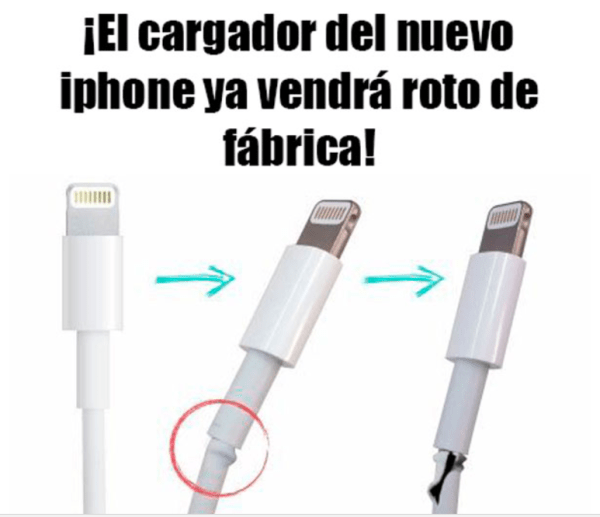 Meme1 600x517 Los mejores memes del iPhone X