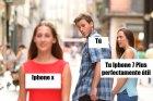 Meme4 300x200 Los mejores memes del iPhone X