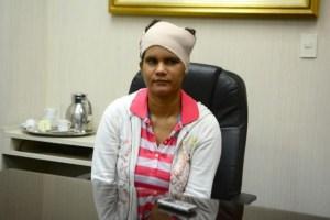 Ayudemos a esta madre dominicana