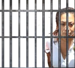 marlin carcel 300x270 Marlin se puso mala en la carcél. Teme que las demás reclusas la piquen