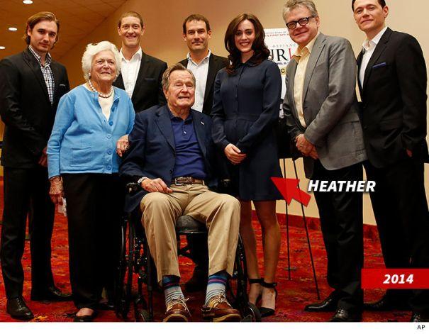George H. W. Bush George H. W. Bush acusado de acoso sexual