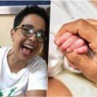 Foto: Nació el primer nieto de Zoila Luna