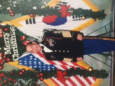 Primer sargento Ramírez, C Company 302 Medical Company