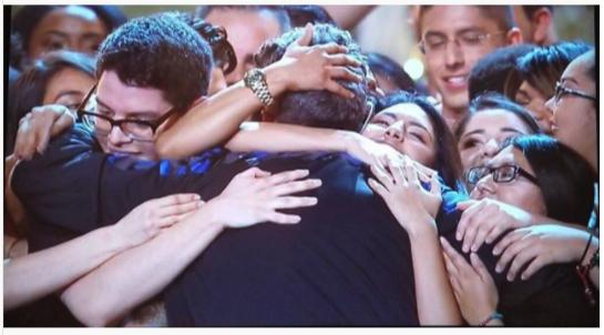 ale Fotos y videos del Grammy Latino 2017