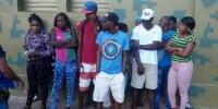 haitianos 1 200x100 Agarran 108 haitianos en 72 horas; habían 15 parturientas