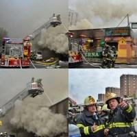 incendio ny 200x200 Detalles del fuego que acabó con siete negocios en NY