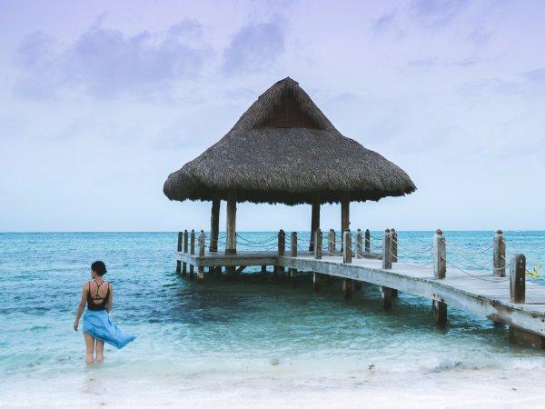 sorelle dominican republic 600x450 Fotos: La jeva que ganó el mejor trabajo del planeta; su cuarto destino fue RD