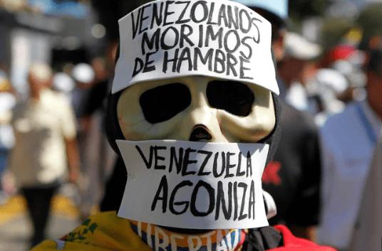 """Image result for Mike Pompeo denunció la """"Dieta Maduro"""": """"Más del 60% de los venezolanos se acuesta con hambre"""""""