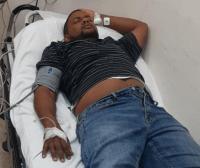 Resultado de imagen de Técnico de Claro torturado por la Policía Nacional