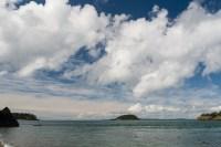 这是西面的 Deception Island。
