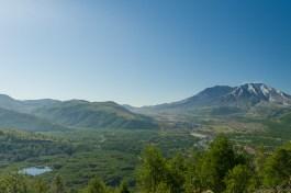 远望 Mt. St. Helens