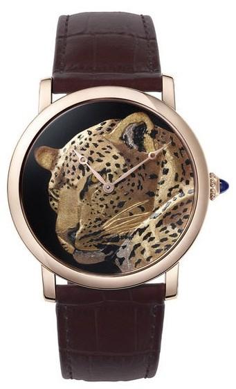 Ремонт часов Cartier Rotonde De Cartier 42 mm Rotonde De ...