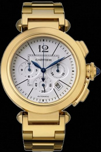 Ремонт часов Cartier W30201H9 Pasha De Cartier Pasha XL ...