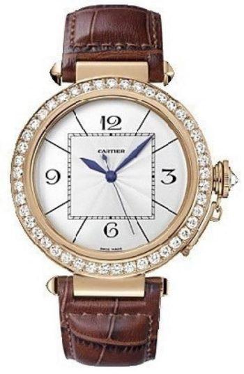 Ремонт часов Cartier WJ120151 Pasha De Cartier Pasha de ...