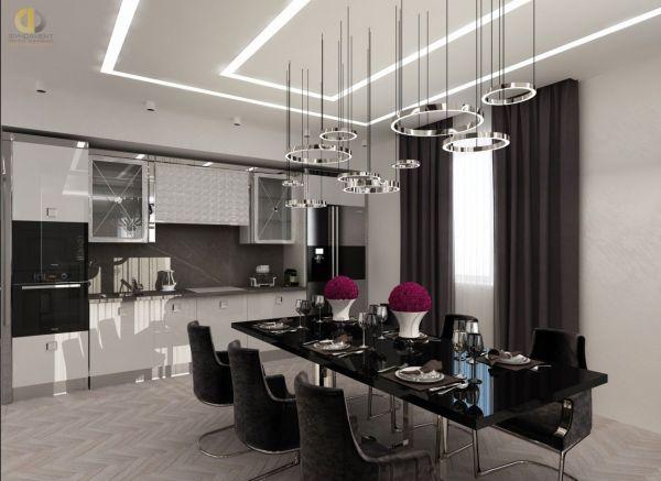 Красивые кухни в квартирах. Дизайн и фото интерьеров 2017-2018